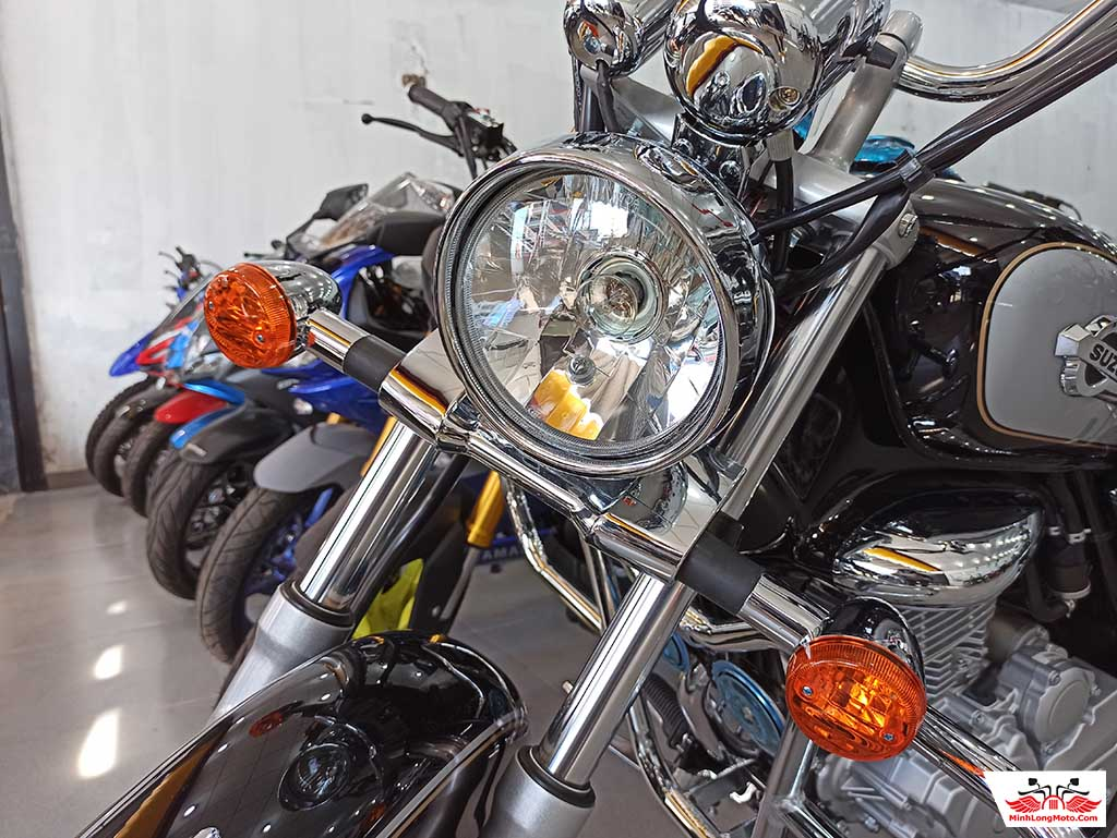 Đèn xe máy suzuki gz150