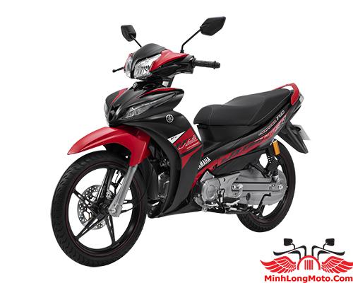 Xe Yamaha Jupiter Fi RC đỏ đen