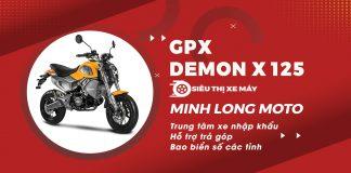 GPX Demon 125