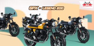 xe GPX Legend 200
