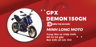 gpx demon 150gn