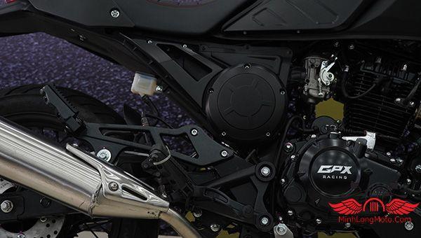 Hệ thống treo của xe GPX Gentleman