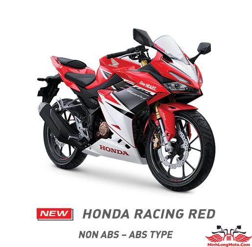 Honda CBR 150R màu Trắng Đỏ Racing