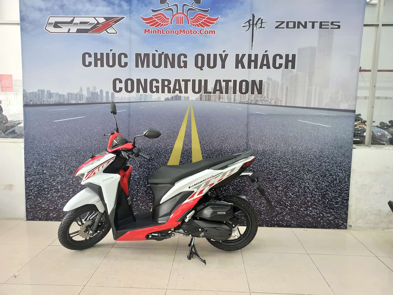 Vario 150 2020 tại Minh Long Moto