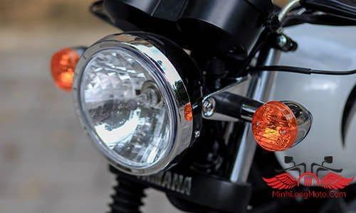 đèn xe bo tròn của yb125 tphcm