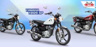 động cơ 125cc của yamaha yb