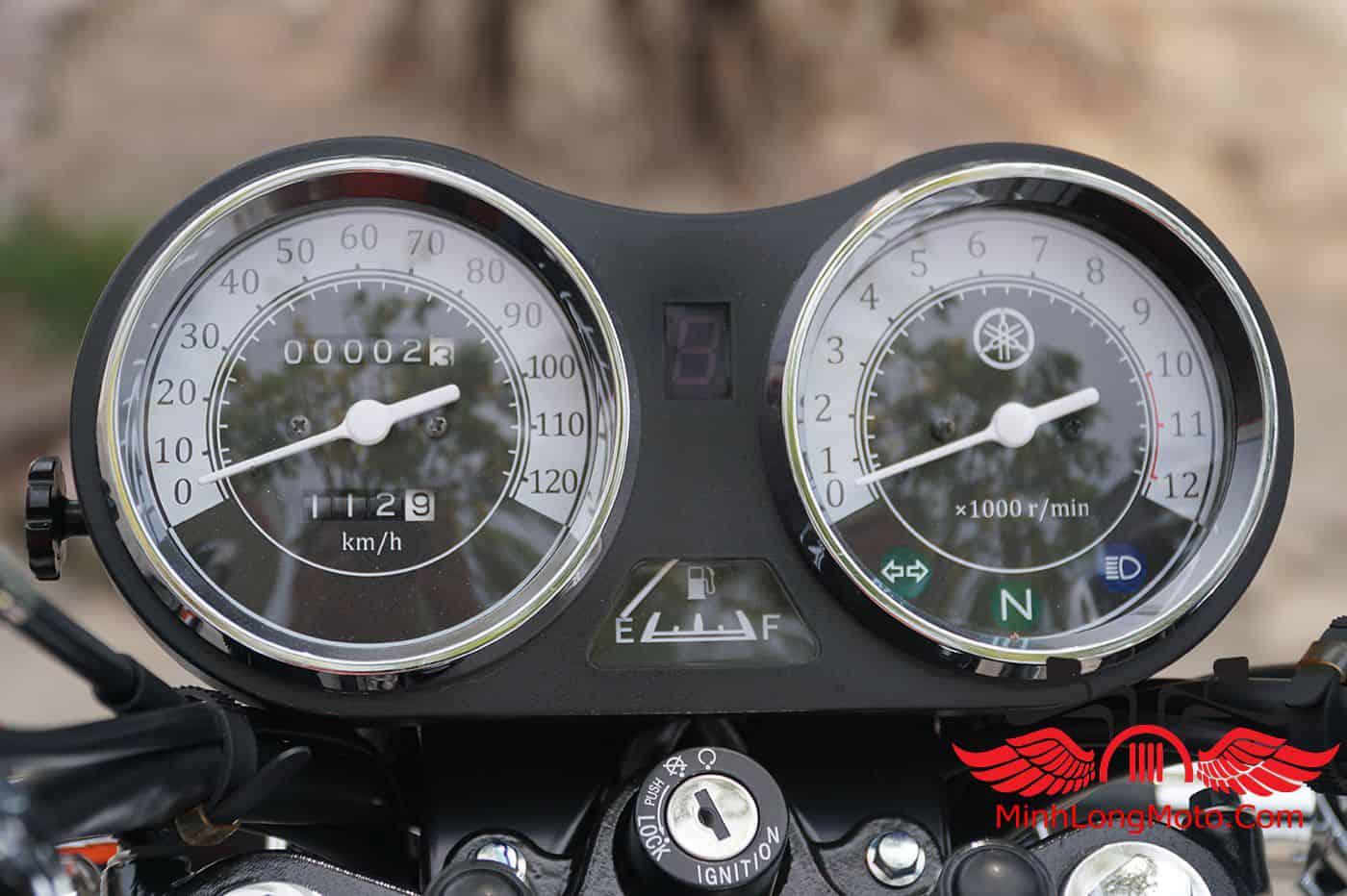 Đồng hồ xe YB125SP