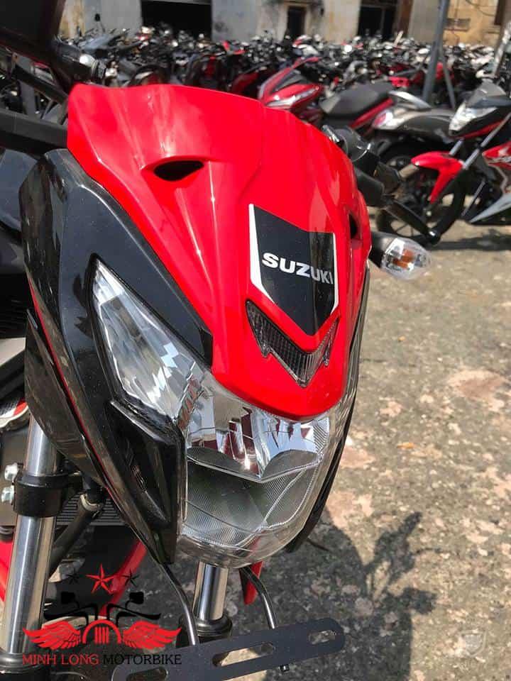 Suzuki GSX150 Bandit dang lam nao loan thi truong xe con tay Minh Long Motor - 4