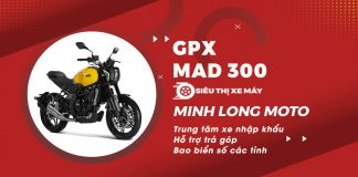 GPX MAD 300