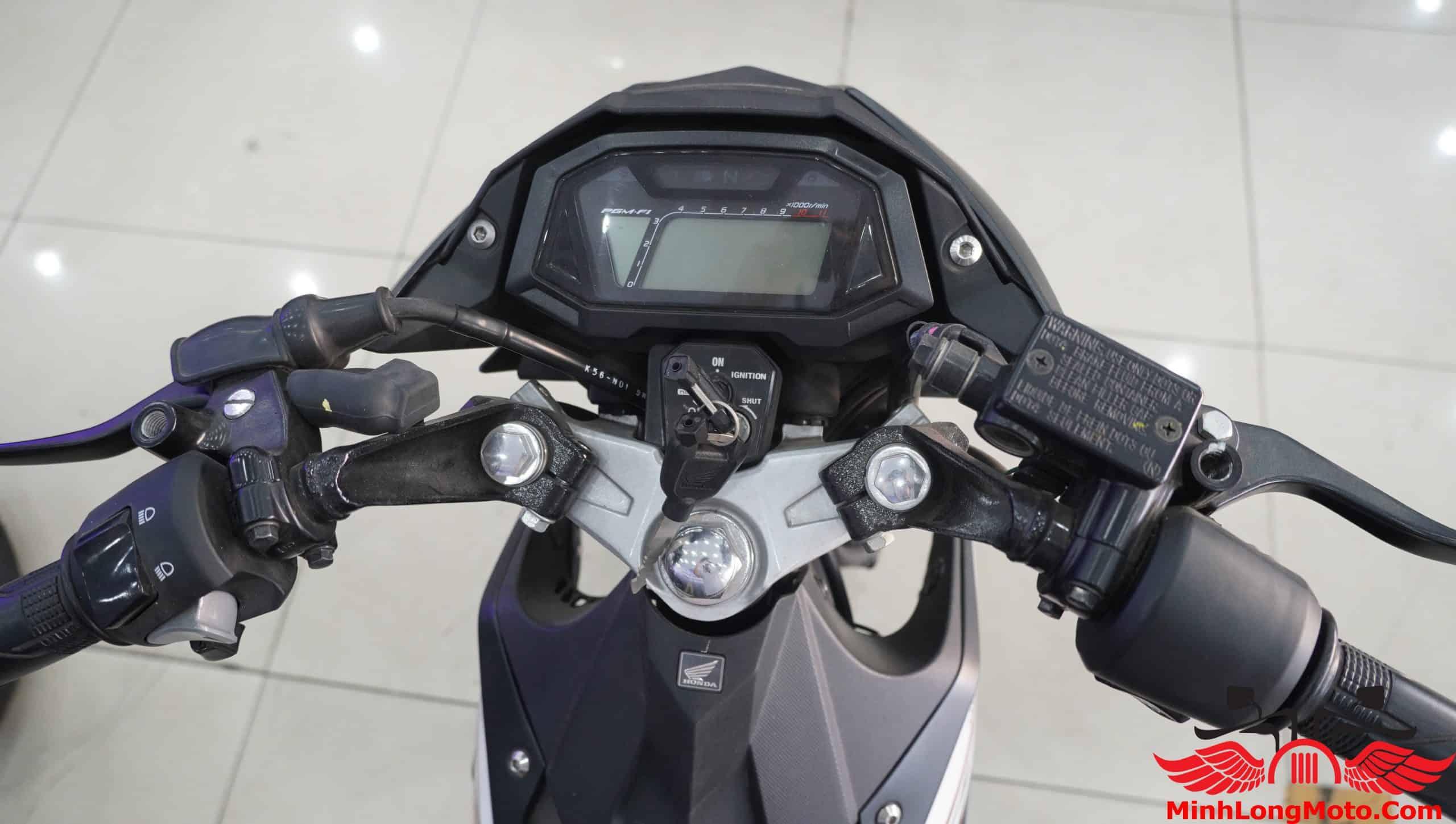 Đồng hồ Sonic 150R 2020