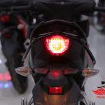 đèn hậu chụp chính diện gtr 150