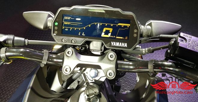 Đồng hồ Yamaha moto MT15