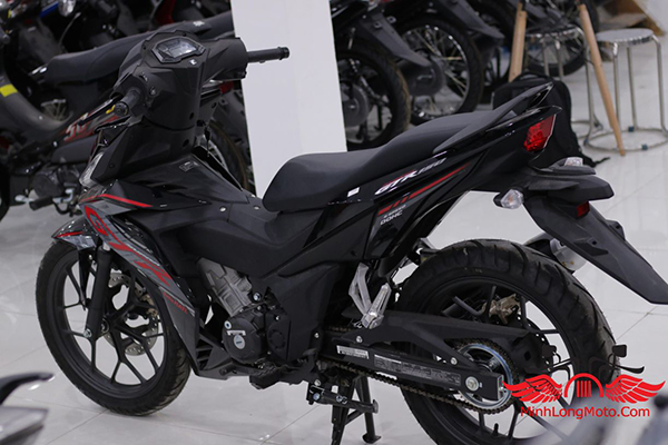 Mẫu Honda Supra GTR 150 được nhập khẩu từ Indonesia.
