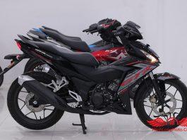 Honda Supra GTR 2020 tại Minh Long Motor