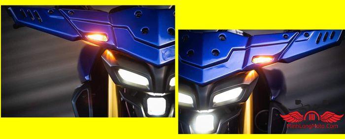 biker Thái Lan độ MT15 (1)