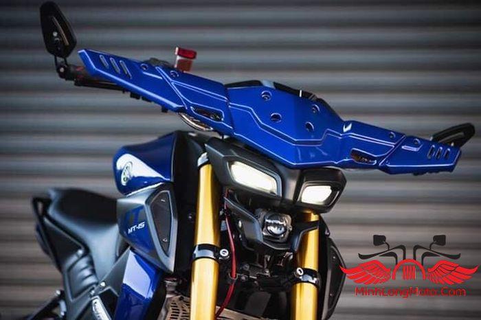 biker Thái Lan độ MT15 (2)