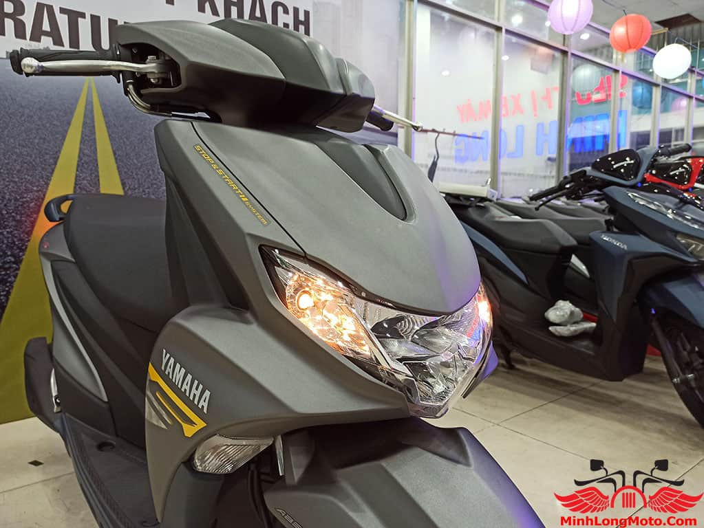 yamaha freego 125 đèn led