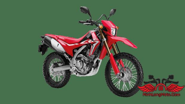 CRF 150 màu đỏ