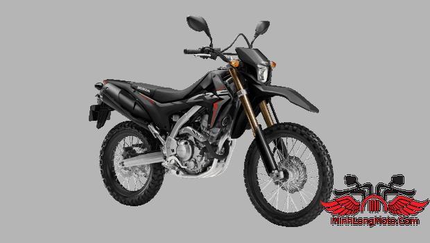 CRF 150 màu đen
