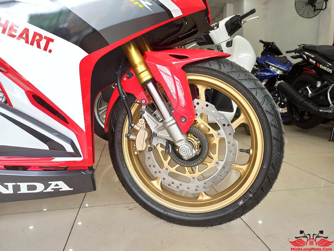 Phanh đĩa Honda CBR250RR