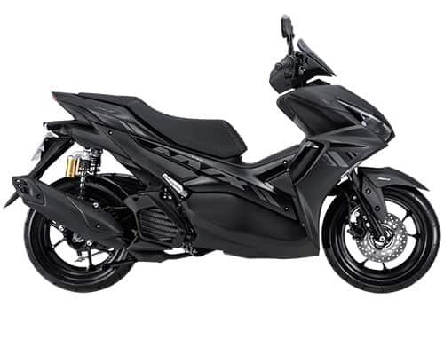 Yamaha NVX 155 VVA Đen