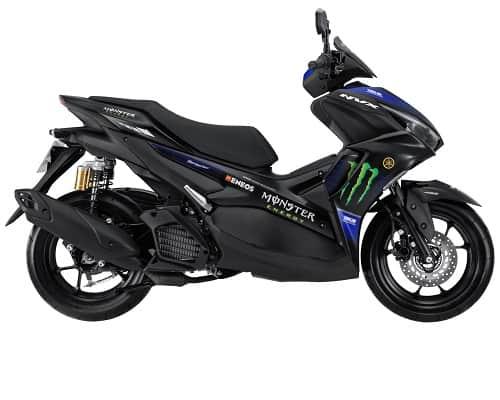Yamaha NVX 155 VVA Monster Energy Yamaha MotoGP