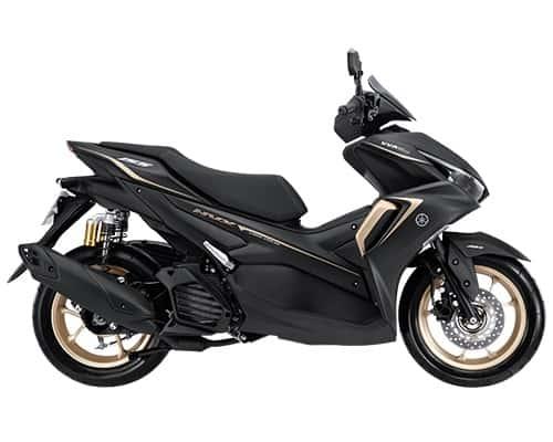 Yamaha NVX 155 VVA Vàng đồng Đen