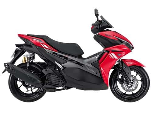 Yamaha NVX 155 VVA đỏ