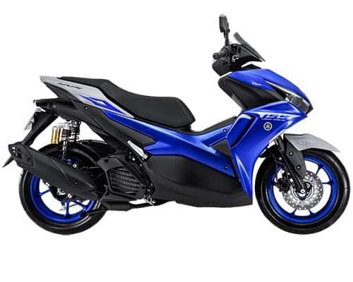 Yamaha NVX 155 VVA xanh