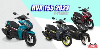 Yamaha NVX 155 VVA 2021