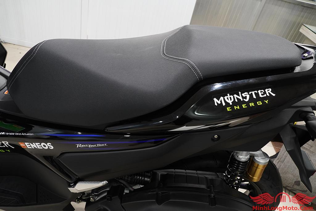 Yên xe Yamaha NVX 155 VVA