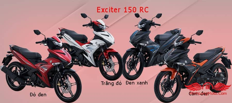 Yamaha Exciter 150 RC
