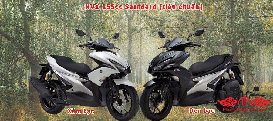 yamaha nvx standard 155