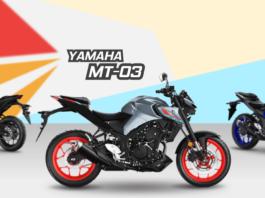 Yamaha MT-03 3