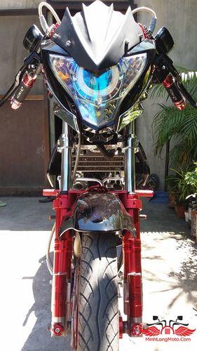 Hình ảnh hơn 10 mẫu raider độ đẹp từ biker việt