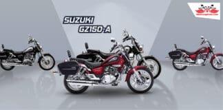 suzuki gz150a
