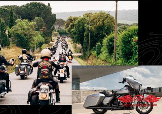 Harley-Davidson giá