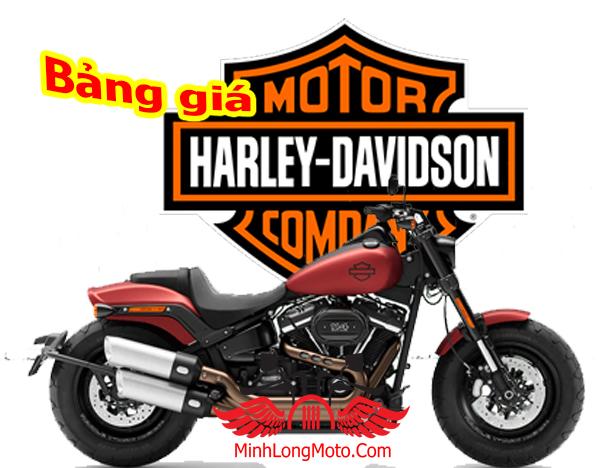 giá Harley Davidson