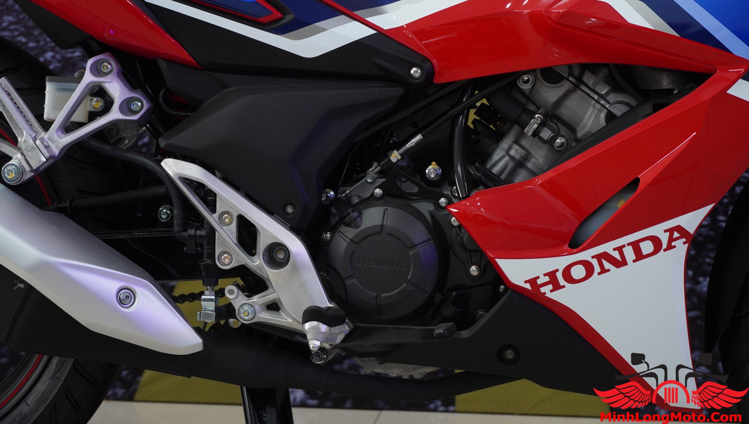 Động cơ của xe Winner X mới