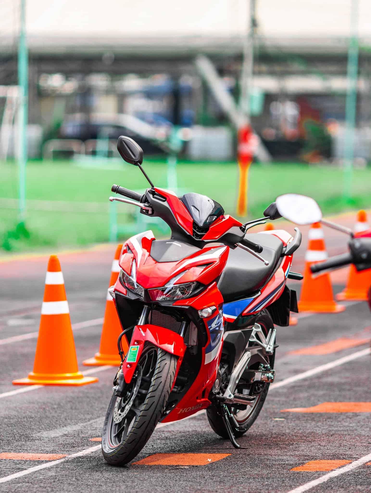 Honda Winner X 2020 phiên bản đường đua