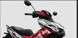 Honda Winner X trang bị phanh ABS 4