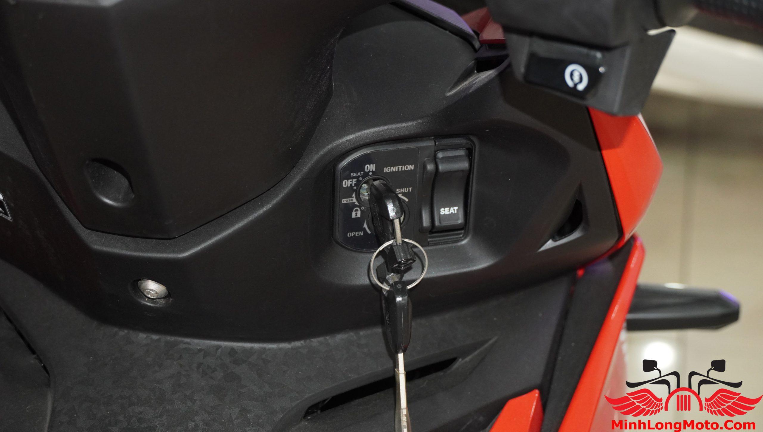 ổ khóa thông minh của Honda Winner X
