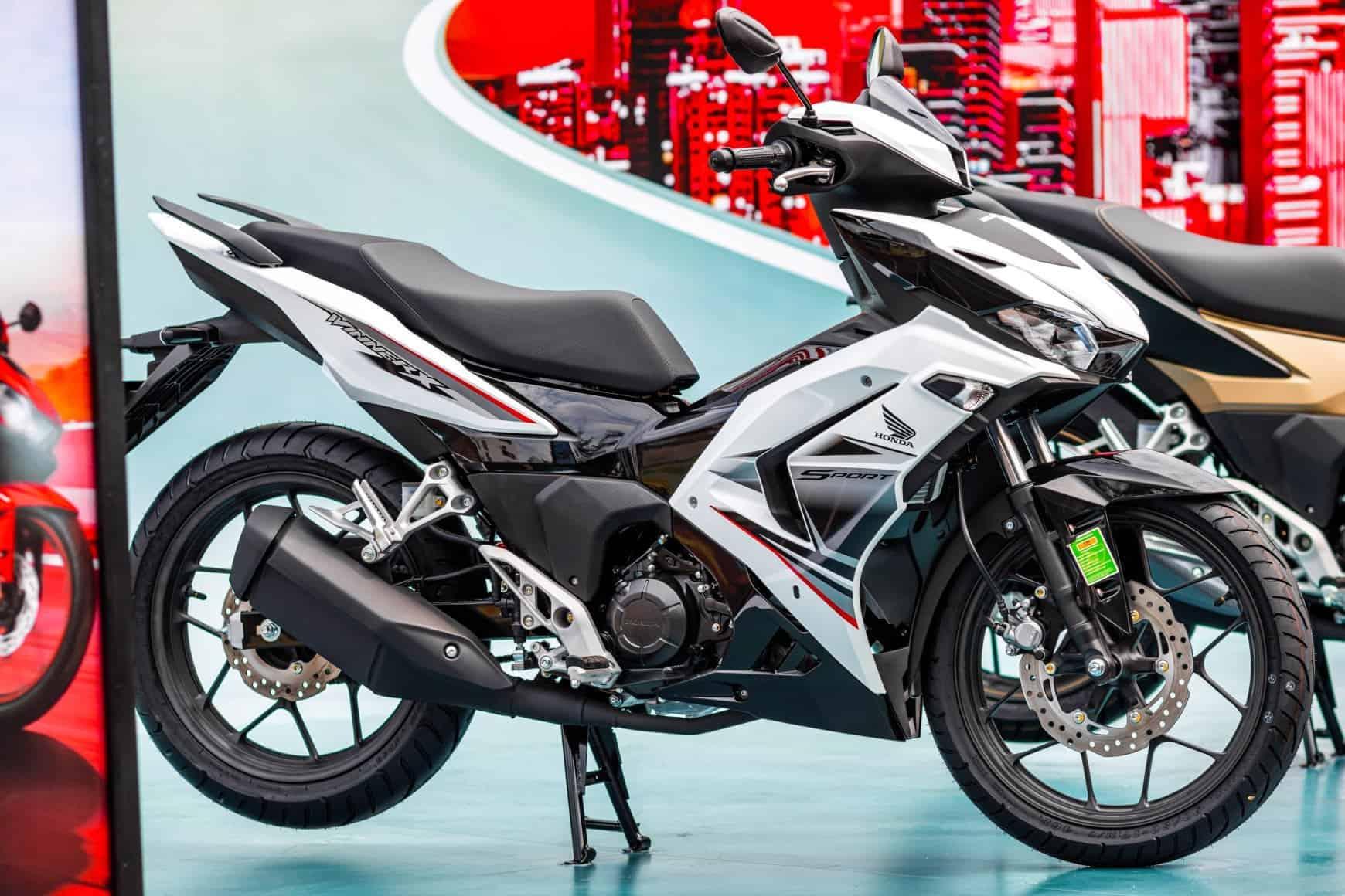 ống xả xe máy Honda Winner X
