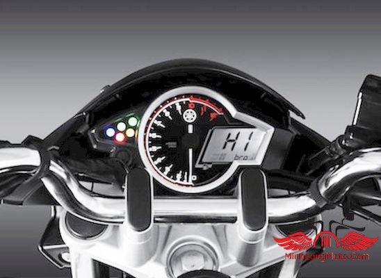 đồng hồ xe yamah fz150i