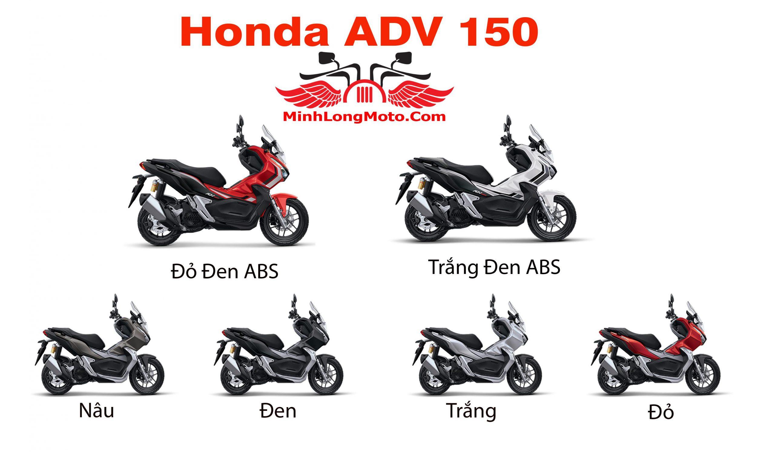 Phiên bản Honda ADV 150 ABS