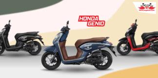 Honda Genio 110