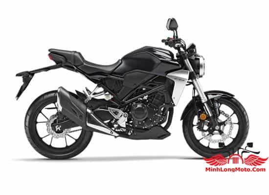 Honda CB300 màu đen