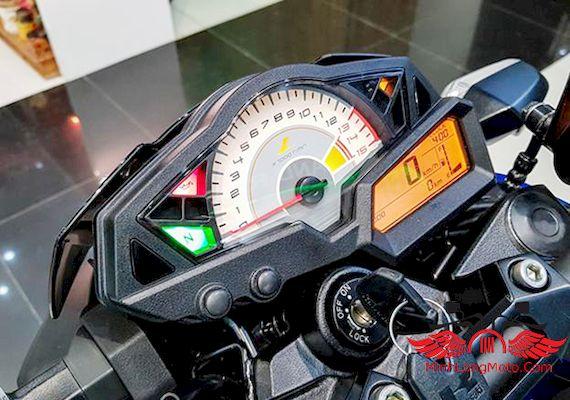 đồng hồ kawasaki z300 có tài xế