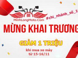 cửa hàng xe máy quận Tân Phú