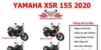 giá xe yamaha xsr 155 hôm nay